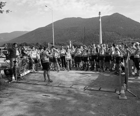 Horský beh vrcholom Sidorova 3. ročník